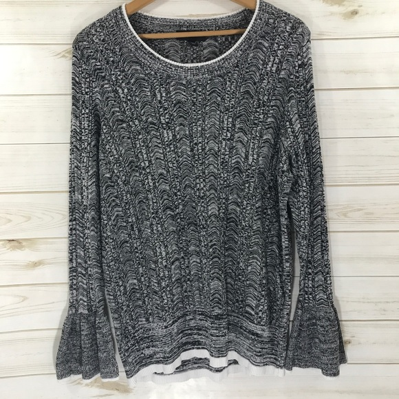 2c9bc31556 Lane Bryant Bell Sleeve Sweater